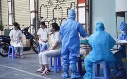 Hà Nội: Chiều 30/9, phát hiện thêm 1 ca dương tính SARS-CoV-2 ở Phủ Doãn, quận Hoàn Kiếm
