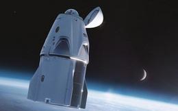Trong chuyến bay chở khách lên không gian, tàu Dragon của SpaceX phát báo động: Lỗi nằm ở toilet hỏng