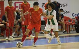 2 lần sút tung lưới đối thủ châu Âu, đội tuyển futsal Việt Nam tự tin hướng tới World Cup
