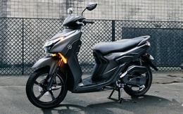 """""""Kẻ ngáng chân"""" Honda Vision về đại lý, bình xăng 4,2L, ngập công nghệ tiết kiệm xăng, giá 35 triệu"""