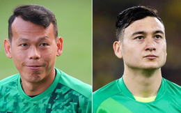 Tấn Trường tiết lộ cảm giác khi gặp Đặng Văn Lâm, 2 anh thủ môn có hành động khiến gái xinh 'ôm tim nức nở'