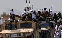 Xe quân sự Mỹ bị Taliban chiếm giữ ùn ùn chạy thẳng sang... Iran: Nguy kịch!