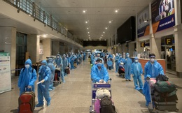 Lâm Đồng đón hàng trăm thai phụ về từ vùng dịch