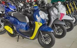 """Xe máy Thái tiết kiệm xăng đáng nể, đi 100km """"uống"""" 1,8L, đấu Honda Vision, Yamaha Janus"""