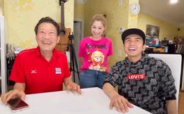 Đan Trường cùng vợ chồng Thanh Thảo tới thăm người anh mang ơn suốt 20 năm qua tại Mỹ