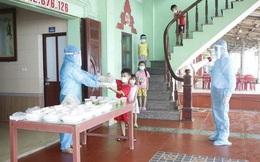 33 học sinh lớp 1 ở Nam Định đi cách ly tập trung vì bạn mắc Covid-19