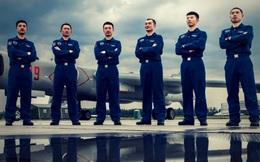 """Không quân Trung Quốc ra oai - Chuyên gia lắc đầu: Chỉ là """"ếch ngồi đáy giếng"""" thôi!"""