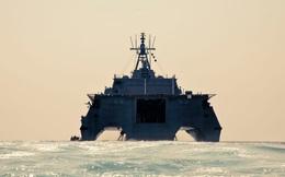 Khám phá tàu tác chiến ven bờ Kansas City LCS 22 hiện đại bậc nhất của Hải quân Mỹ