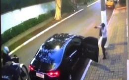 Video: Cướp nhầm cận vệ thị trưởng ở Brazil, bị bắn chết tại chỗ