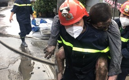 TP.HCM: Nghi án người tâm thần phóng hoả đốt nhà khiến 3 người thương vong