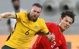 Hai cầu thủ Australia chấn thương trước trận gặp tuyển Việt Nam