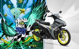 """Yamaha Exciter 155 thêm phiên bản mới, """"ngốn"""" 2,09 lít xăng cho 100km, làm khó Winner X"""