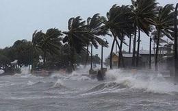 Biển Đông sắp đón bão