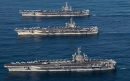 Hé lộ 'gót chân Achilles' của hàng không mẫu hạm Mỹ