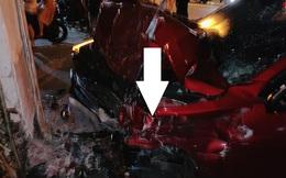 VinFast Lux SA2.0 gặp tai nạn kinh hoàng: Đầu xe va chạm mạnh đến trơ 'xương' nhưng có một điều vô cùng ngạc nhiên!