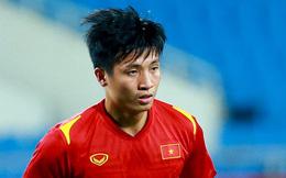 Trung vệ Bùi Tiến Dũng khó thi đấu trận Việt Nam – Australia