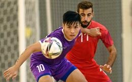 Đối đầu ĐKVĐ châu Phi, tuyển futsal Việt Nam suýt tạo nên cú sốc trước thềm World Cup