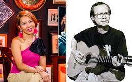 Diva Hà Trần kể kỷ niệm năm 20 tuổi gặp nhạc sĩ Trịnh Công Sơn tại nhà riêng
