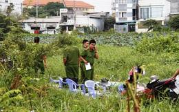 Phát hiện thi thể người đàn ông đang phân huỷ ở bãi đất trống