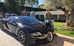 Mang đến Manchester bộ sưu tập siêu xe cực khủng, Ronaldo vẫn phải rời nhà với tốc độ rùa bò