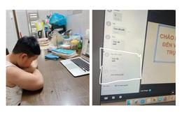 """1001 chuyện học online mùa dịch: Thầy hỏi bạn nào không biết soạn tin nhắn, trò đáp một câu khiến tất cả """"đứng hình"""""""