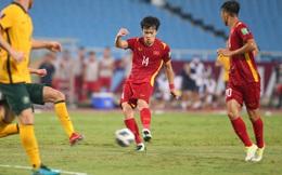 Một tiền vệ Việt Nam được trang web quốc tế chấm điểm cao hơn 11 cầu thủ Australia