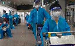 2 ngày liên tiếp Bắc Giang phát hiện F0 trên chuyến bay chở trẻ em, bà bầu,... từ vùng dịch về