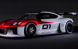 Porsche Mission R - Bản xem trước của siêu phẩm tương lai, như cách Mission E trở thành Taycan