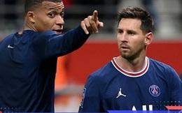 Ronaldo gửi lời cảnh báo đến Messi và PSG tại Champions League