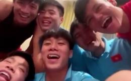 """Hội tuyển thủ Việt Nam quay video chia tay Đặng Văn Lâm: Xem mà cảm động """"rớt nước mắt"""""""