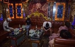 """Quảng Trị: """"Làm liều"""" trong dịch Covid-19, cơ sở karaoke Hoàng Tử bị đề xuất phạt nặng"""