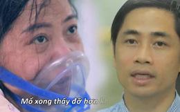 """Ê-kíp VTV làm nên phóng sự đầy ám ảnh """"Ranh giới"""": 21 ngày bám trụ tại bệnh viện, chứng kiến khoảnh khắc 'sinh ly tử biệt' đau xé lòng"""
