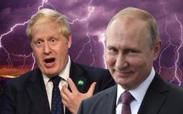 """TT Putin khuấy động cuộc khủng hoảng lớn nhất nước Anh 20 năm qua: Bão đã ập tới, """"Ếch"""" có tránh nổi?"""