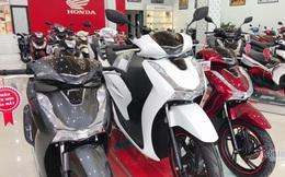 """Honda SH tiếp tục giảm giá, SH Mode và Vision """"bay"""" tiền triệu"""