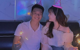 Thành Chung hạnh phúc đón sinh nhật bên bạn gái, tiết lộ về tình hình chấn thương