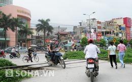 """Rợn người với """"ngõ xay thịt"""" ở Hà Nội"""