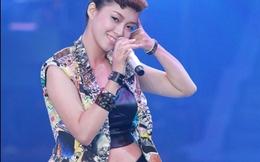 """The Voice: Đinh Hương tiếp tục gây nghiện với phong cách """"điên"""""""