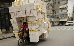 Ảnh ấn tượng về kinh tế thế giới năm 2012