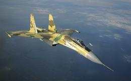 Không quân Nga tiếp nhận 6 máy bay chiến đấu Su-35S đầu tiên