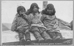 Cận cảnh cuộc sống của người Eskimo trong giá rét vùng Alaska