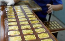 Vàng giảm mạnh: 46,36 triệu đồng/lượng