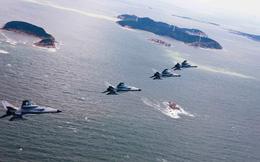 Năm 2012 quân Trung Quốc chủ yếu tập trận đánh đảo