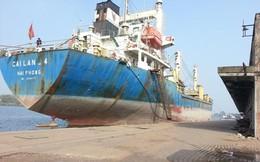 Tàu Vinashinlines bị bắt ở Ấn Độ