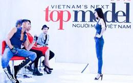 Những khoảnh khắc khó quên của nàng WAGs Việt đầu tiên thi Vietnam's Next Top Model