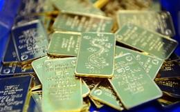 Giá vàng giảm sâu, NHNN vẫn không bán hết số vàng đấu thầu