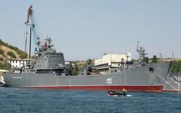 Cử tàu đổ bộ Nga tới Syria, nước cờ cao thủ của Putin