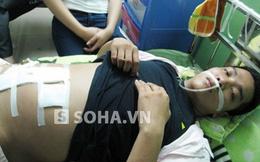 Thanh Hóa: Đang đi đường bị bắn suýt chết