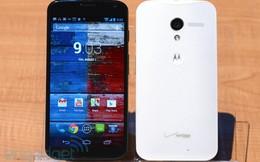 Điện thoại Moto X chính thức ra mắt: Thiết kế chất, tính năng ấn tượng