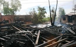 TP.HCM: Hỏa hoạn thiêu rụi xưởng gỗ hơn 1.000 m2