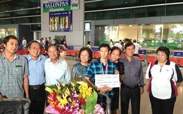 Tiến Minh bất ngờ được tặng thêm 200 triệu VNĐ